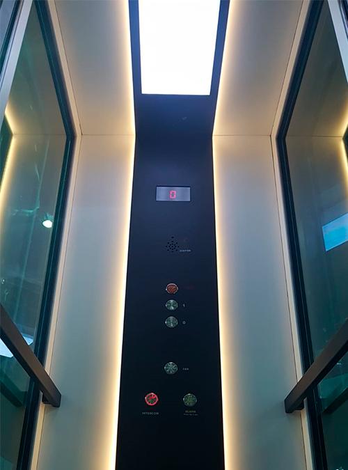 homelift ev asansörü