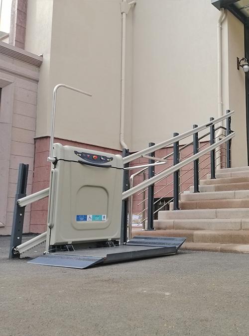 alya platform tipi engelli asansörü