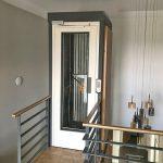 ev içi villa asansörü