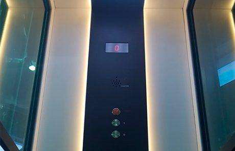 dublex ev asansörleri